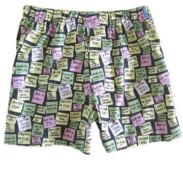 SOLD OUT - Sticky Boxers